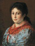 EW 0178 – Weibliches Bildnis