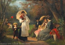 EW 0091 – Gesellschaft mit Kindern im Park