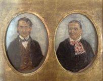 EW 0213 – Doppelporträt eines Ehepaars