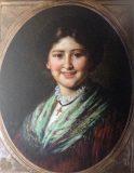 EW 0464 – Weibliches Bildnis