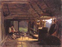 EW 0008 – Fassdaubenschnitzer aus Hottingen