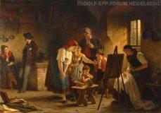 EW 0027 – Studienmalen in der Landhausküche
