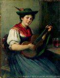 EW 0029 – Mädchen mit Gitarre