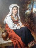EW 0206 – Junge Frau mit Krug
