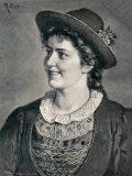EW 0220 – Weibliches Bildnis