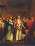EW 0223 – Jesus vor Kaiphas