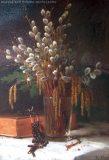 EW 0244 – Stillleben mit Palmzweigen und Bibel