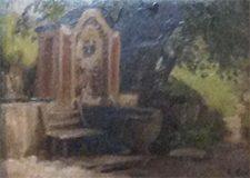 EW 0317 – Brunnen mit Marienbild