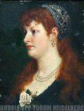 EW 0364 – Weibliches Bildnis