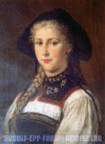 EW 0393 – Weibliches Bildnis
