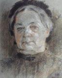 EW 0459 – Porträt einer alten Dame