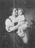 EW 0486 – Mutter mit Kind