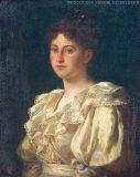 EW 0231 – Weibliches Bildnis (Helene Epp)