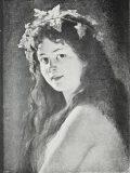 EW 0444 – Weibliches Bildnis