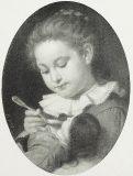 EW 0445 – Mädchen mit Puppe